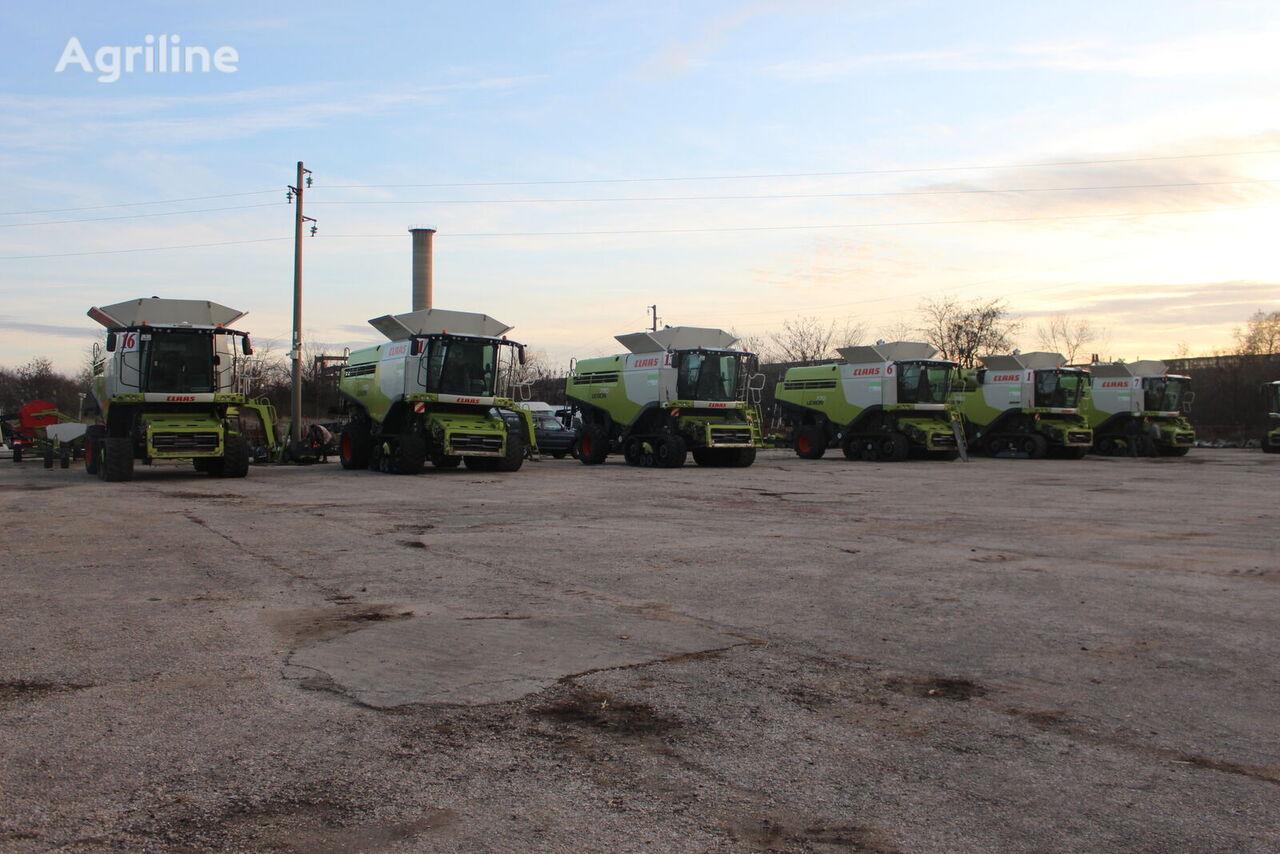 CLAAS Lexion 770 tt-2 cosechadora de cereales