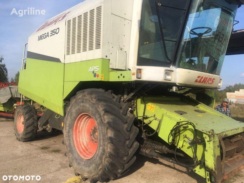 CLAAS Mega 350 cosechadora de cereales