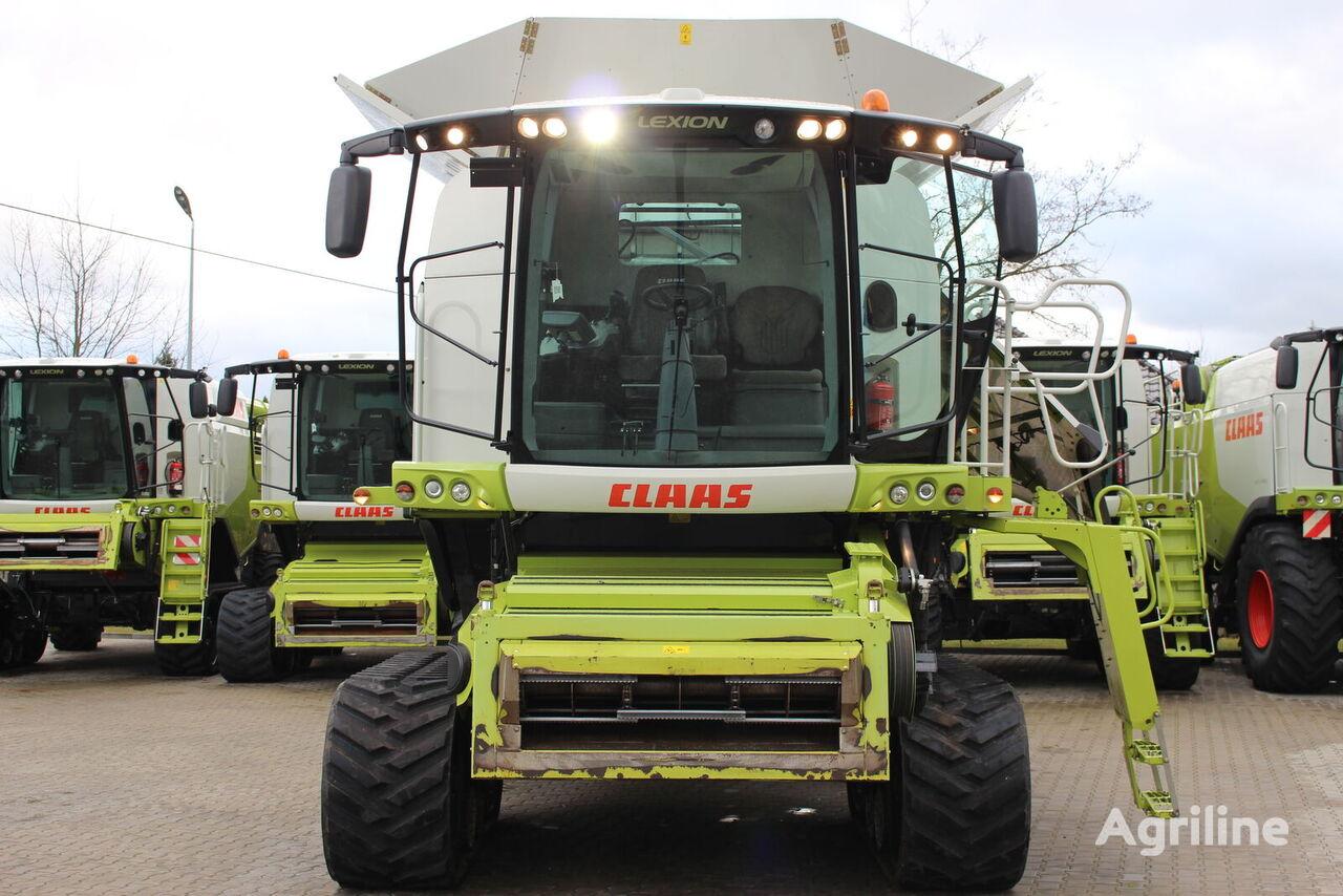 CLAAS lexion 770 tt cosechadora de cereales
