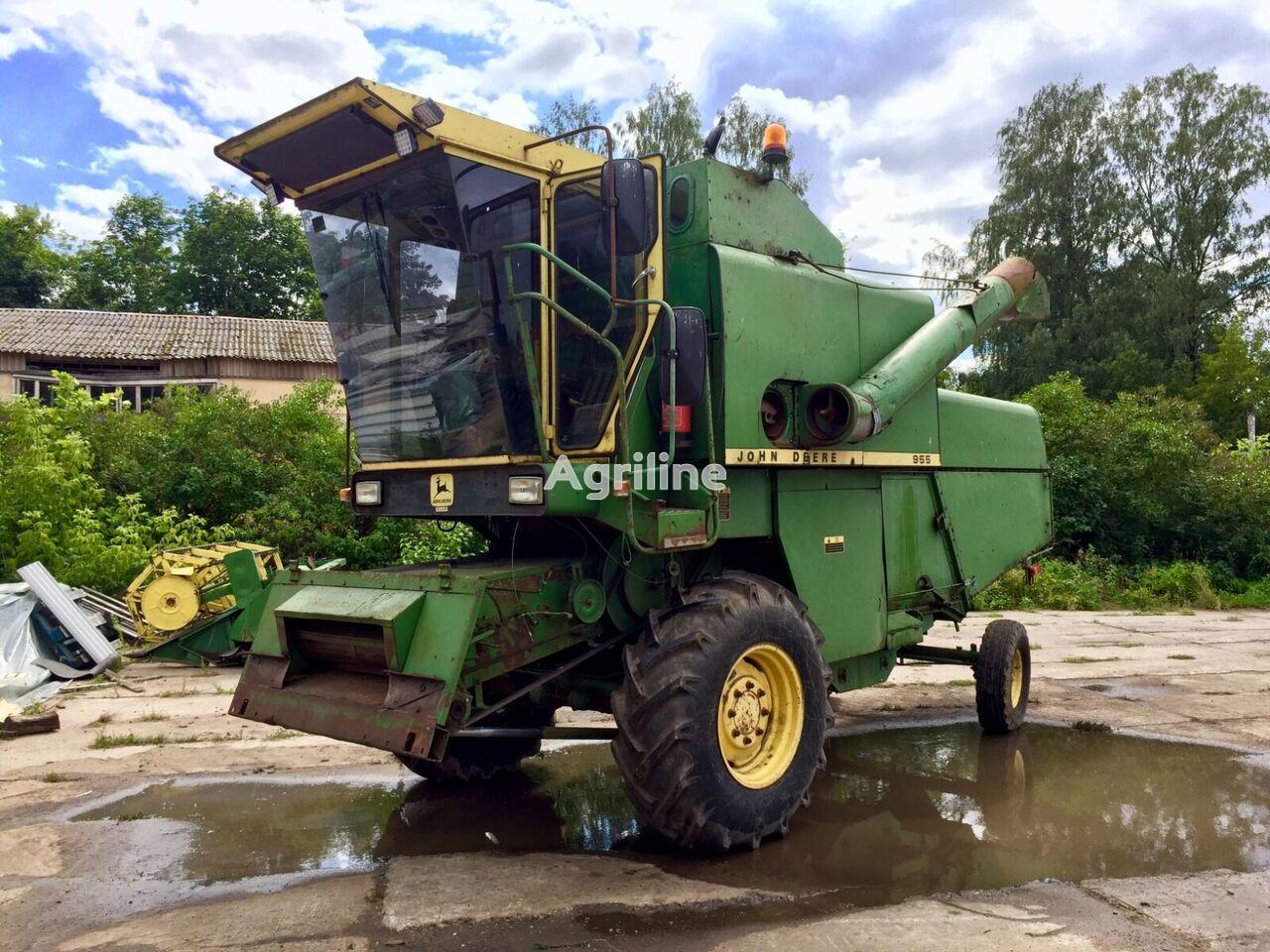 JOHN DEERE 955 cosechadora de cereales