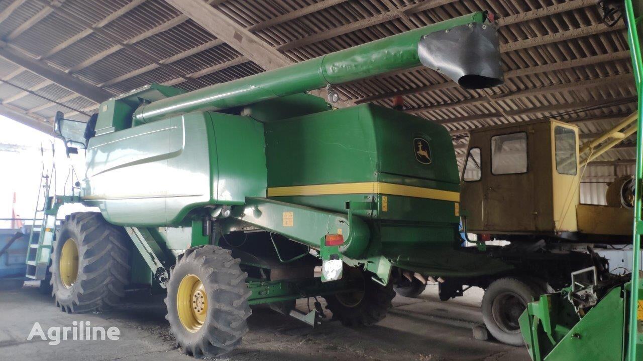 JOHN DEERE 9640 WTS cosechadora de cereales