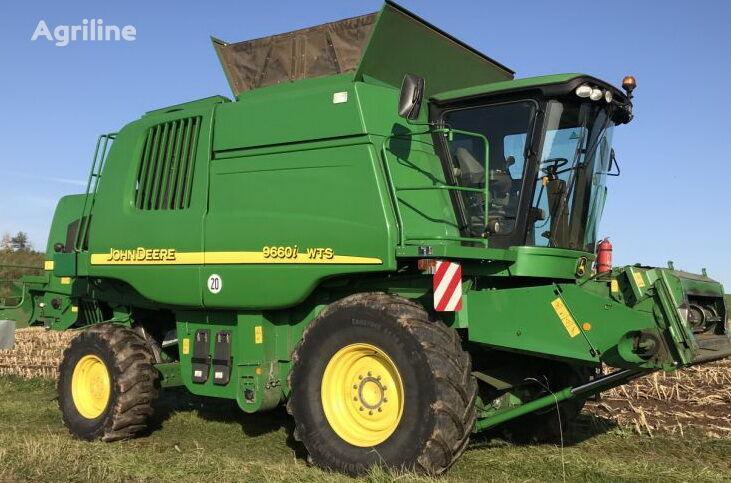 JOHN DEERE 9660 WTS (mozhliviy lizing) cosechadora de cereales