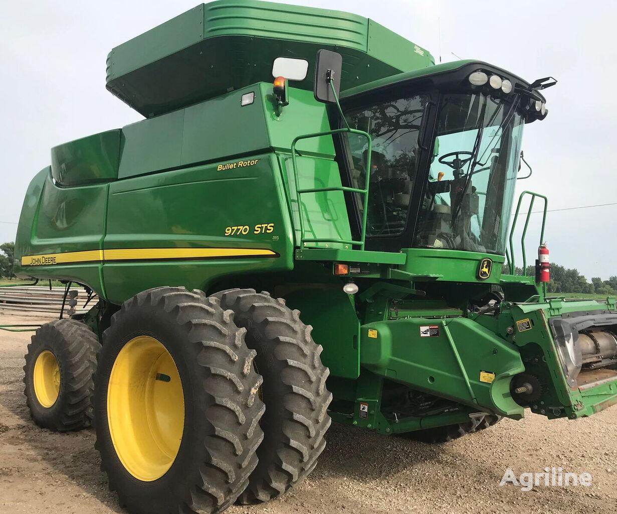 JOHN DEERE 9770 STS (mozhliviy lizing) cosechadora de cereales