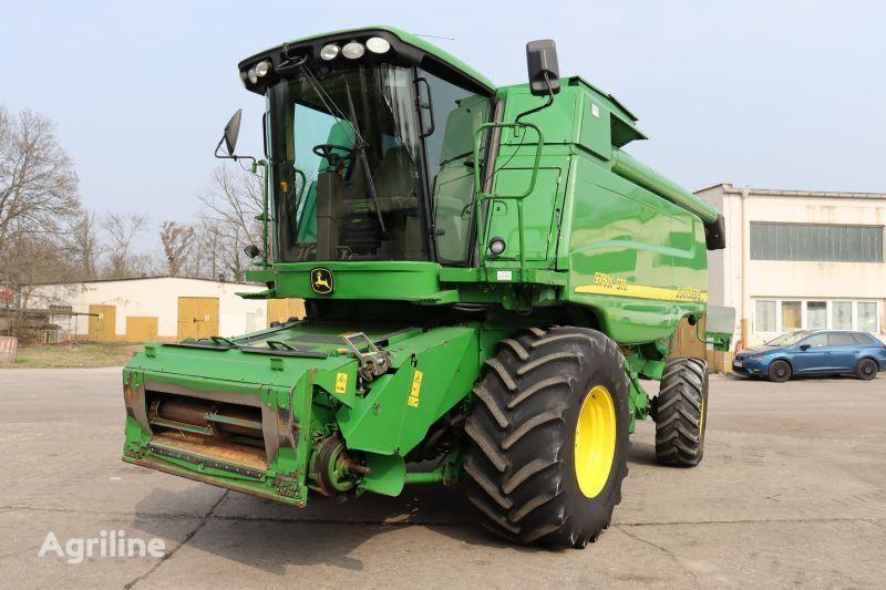 JOHN DEERE 9780i CTS cosechadora de cereales