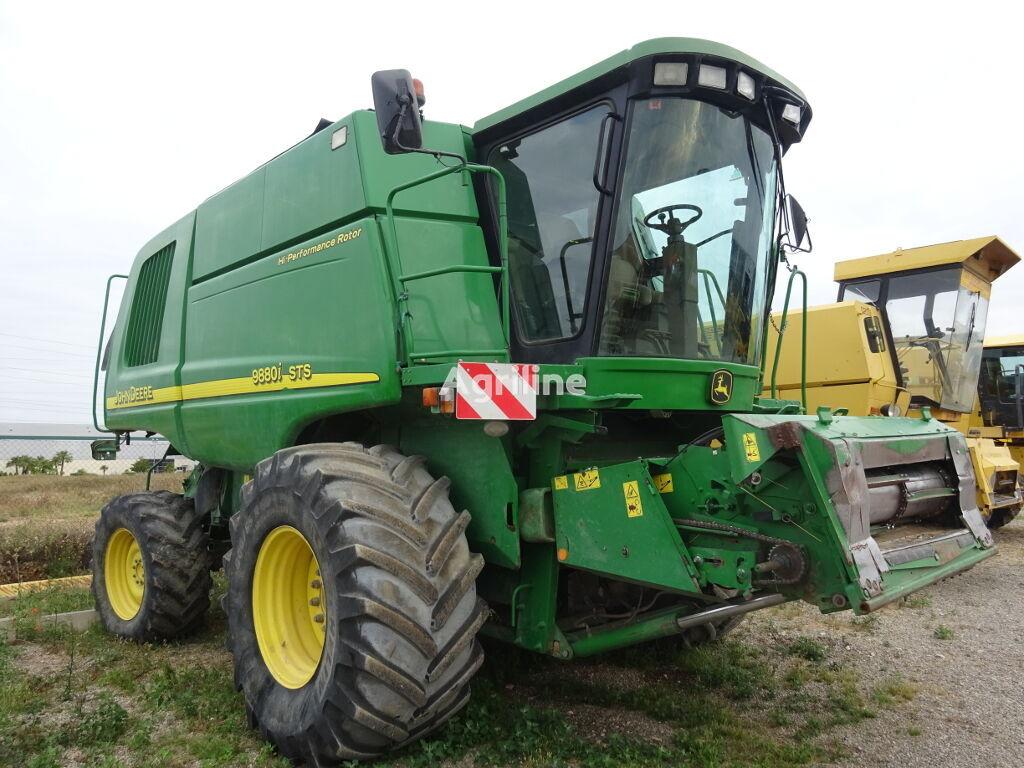JOHN DEERE 9880i STS cosechadora de cereales