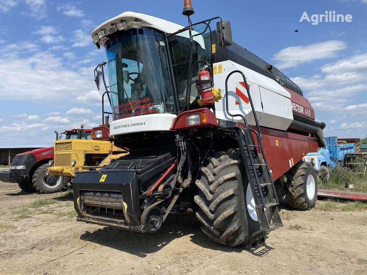 ROSTSELMASH Vector 410 cosechadora de cereales