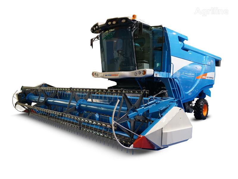 AGROMASh 4000 cosechadora de cereales nueva