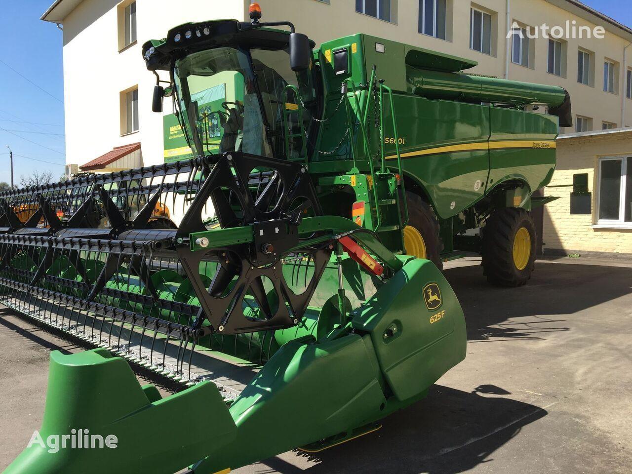 JOHN DEERE S660 cosechadora de forraje