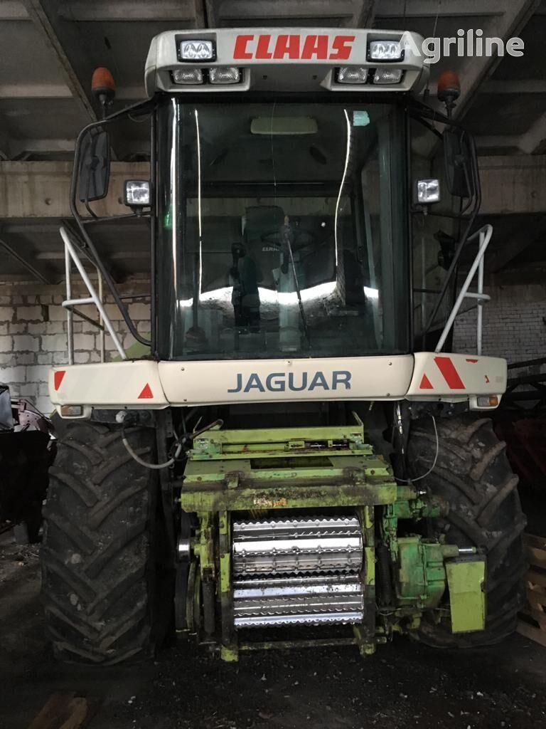CLAAS Jaguar 850 cosechadora de forraje