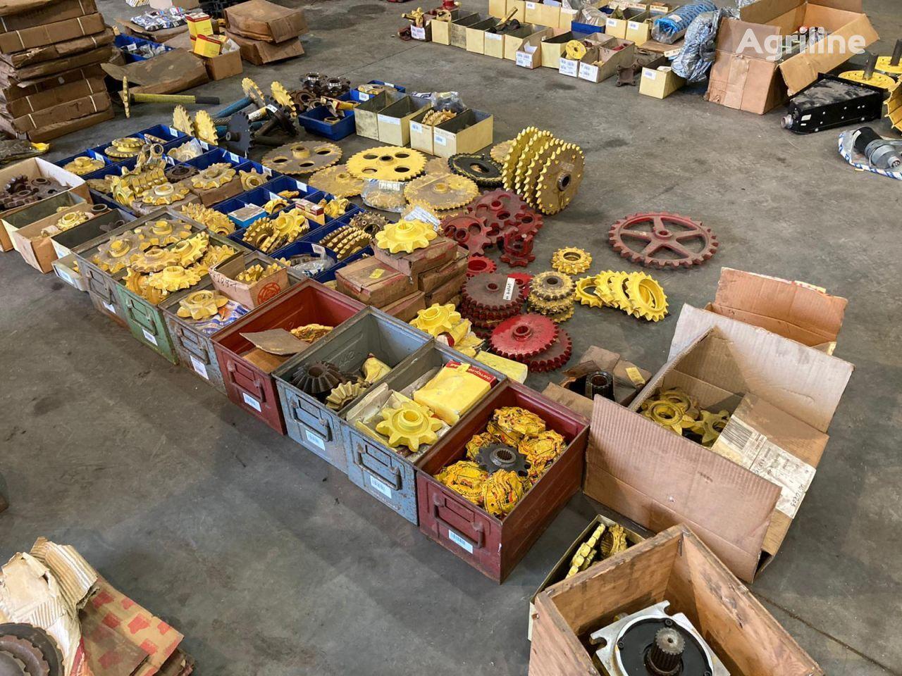 NEW HOLLAND 1880-1895-1900-1905-2205-2305 cosechadora de forraje para piezas