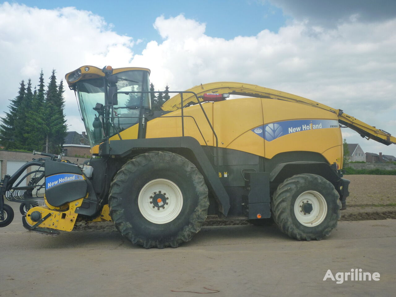 NEW HOLLAND FR6090 cosechadora de forraje