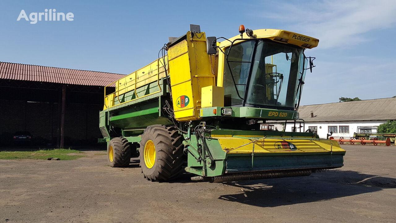 PLOEGER EPD 520 cosechadora de guisantes