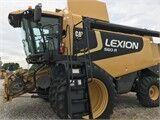 CLAAS 560R cosechadora de maíz