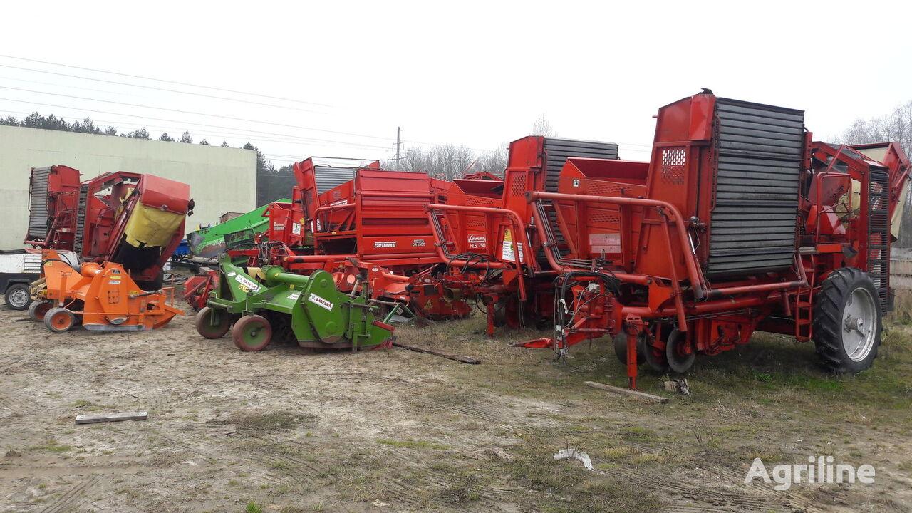 cosechadora de patatas GRIMME HLS 750