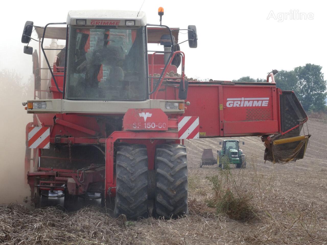 GRIMME SF150-60 cosechadora de patatas