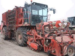 HOLMER KRBS cosechadora de remolacha