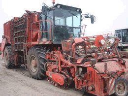 HOLMER KRBS cosechadora de remolachas