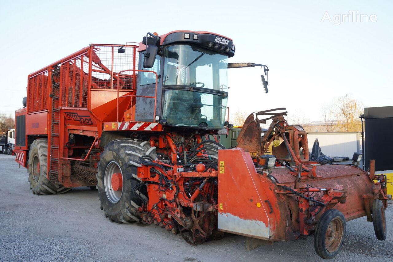 HOLMER TERRA DOS T2 , 6-rows , beet harvester  cosechadora de remolachas