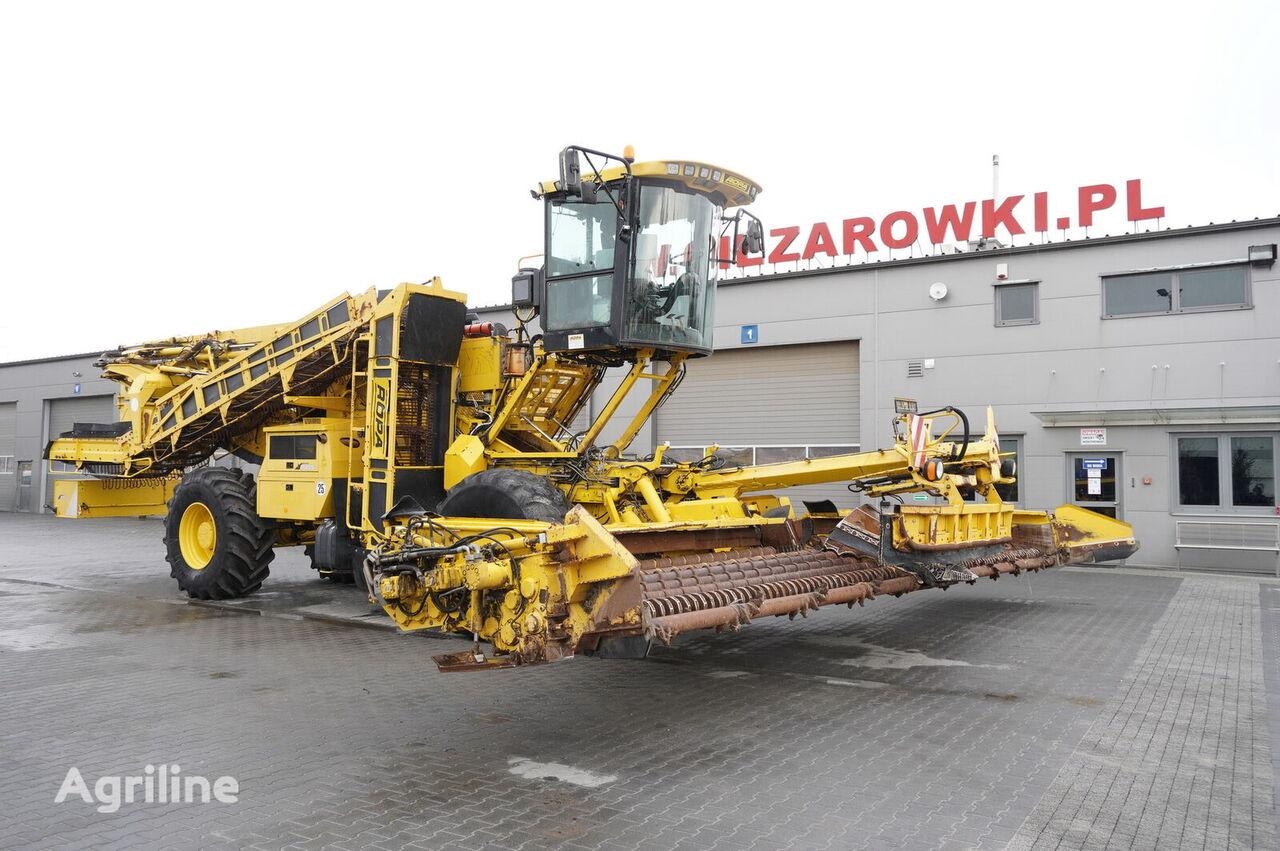 ROPA Euro Maus 4 , 10.2m , lift cab , 4x4x4 , auto greasing  cosechadora de remolachas
