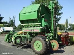 STOLL V 202 cosechadora de remolachas