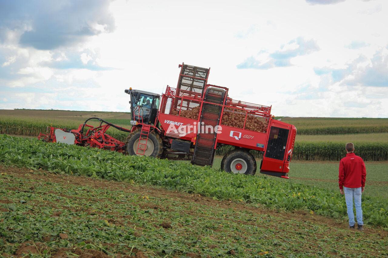 VERVAET Q 621 cosechadora de remolachas nueva