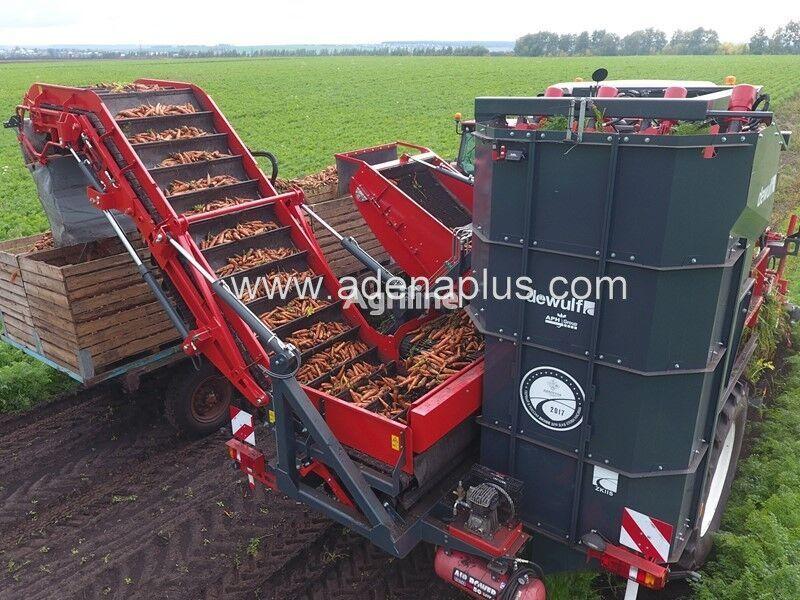 DEWULF Transportery dlya morkovouborochnogo kombayna Simon, Dewulf, Asa-L cosechadora de zanahorias nueva