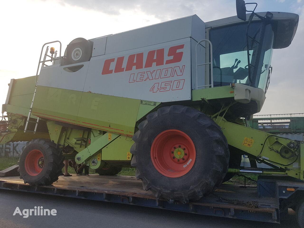 CLAAS cosechadora para piezas