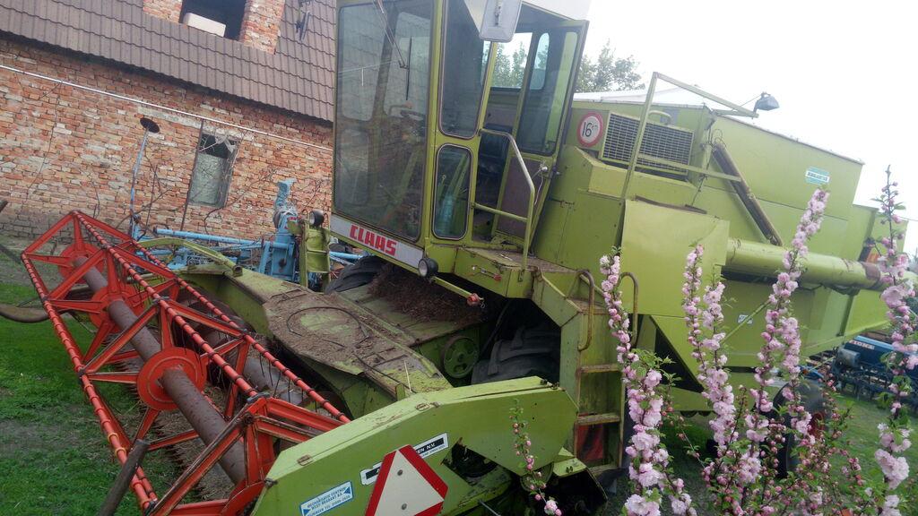 CLAAS Dominator 85 cosechadora