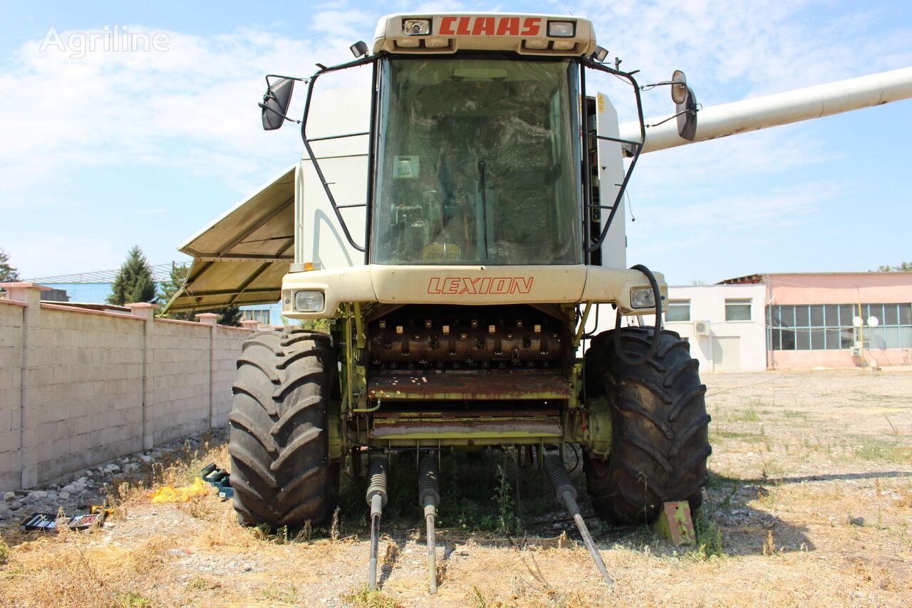CLAAS Lexion 480 cosechadora para piezas