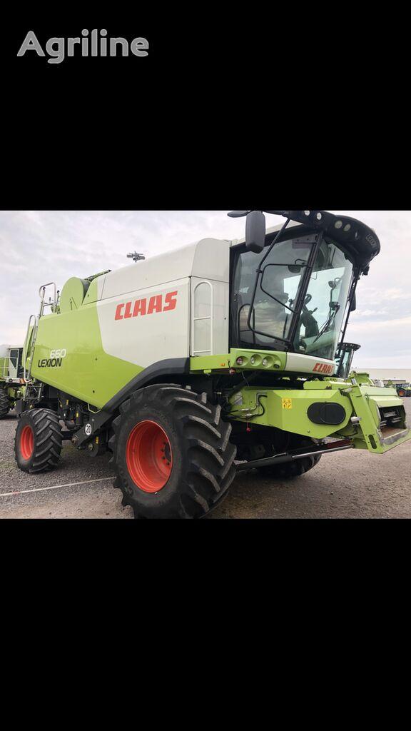 CLAAS Lexion 560 cosechadora