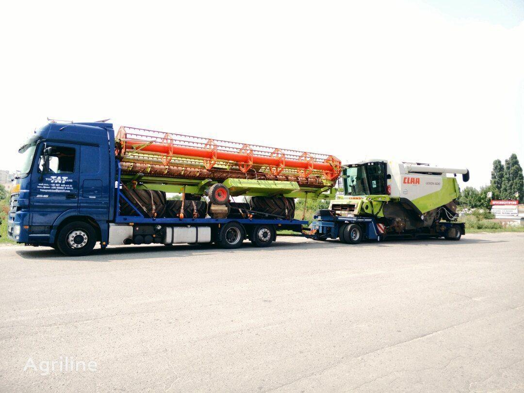 CLAAS Lexion 600 cosechadora