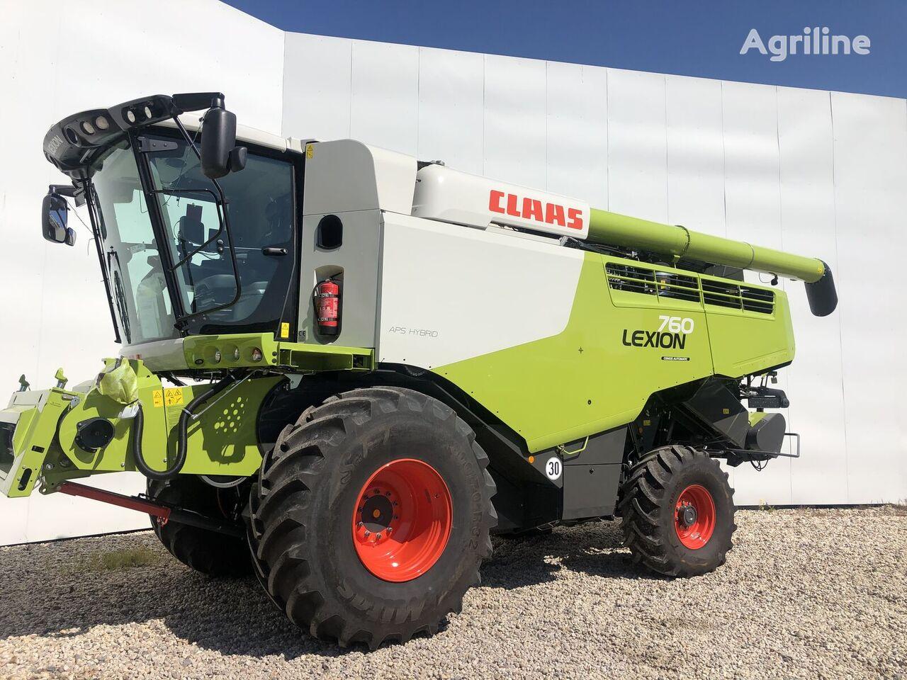 CLAAS Lexion 760 cosechadora nueva