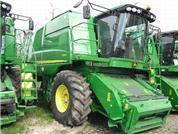 JOHN DEERE T 660 cosechadora