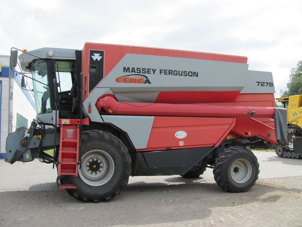 MASSEY FERGUSON 7278 cosechadora