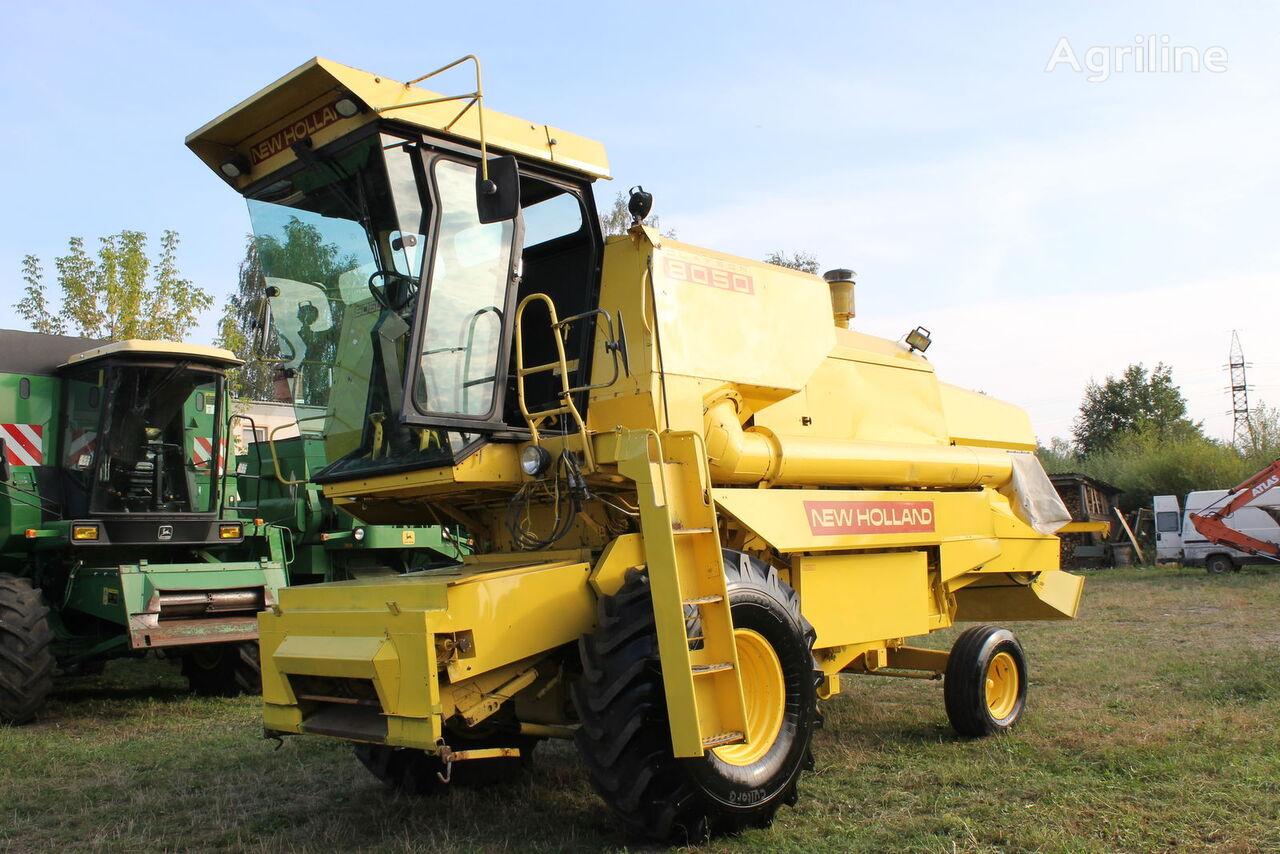 NEW HOLLAND 8050 cosechadora