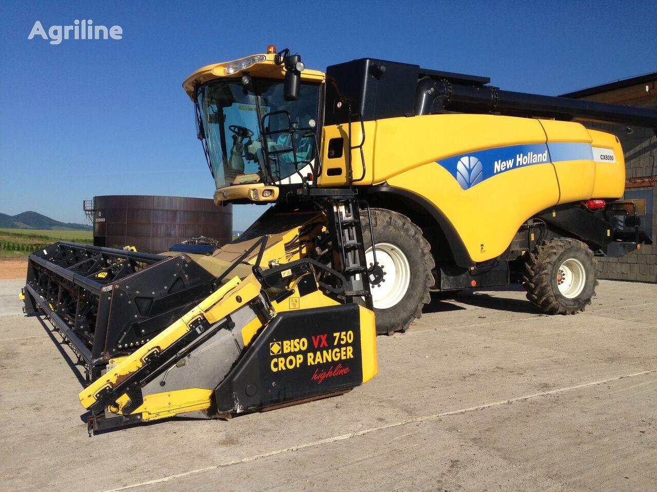 NEW HOLLAND CX 8090 cosechadora