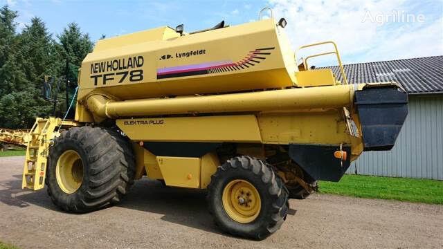 NEW HOLLAND TF78 sælges i dele / for parts cosechadora para piezas