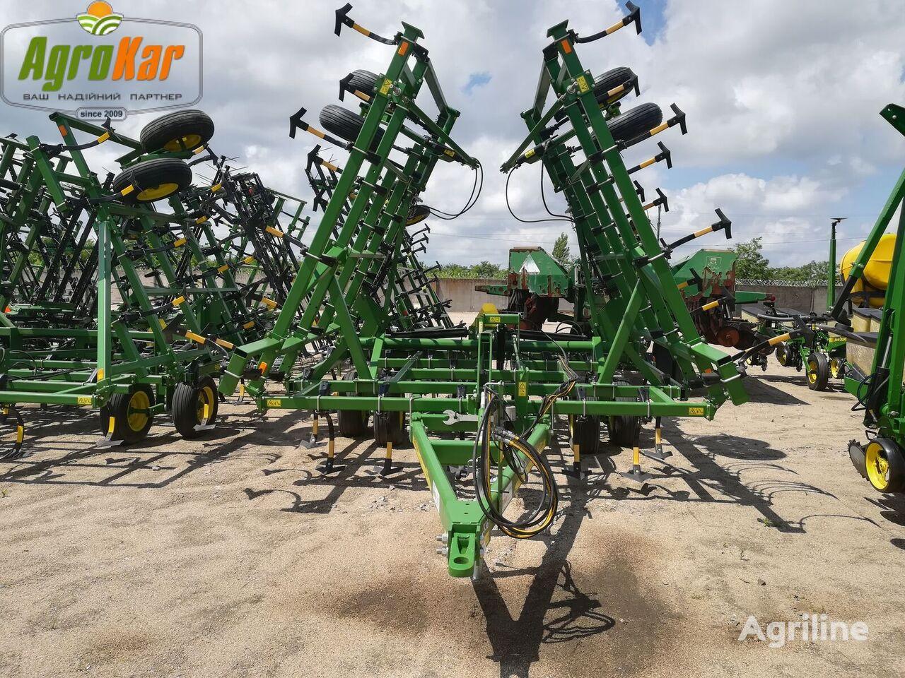 JOHN DEERE 980 10m s zubovoy shleyf-boronoy cultivador
