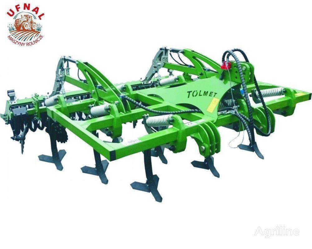 Agregat bezorkowy 2,4m Tolmet KRET cultivador de rastrojo nuevo