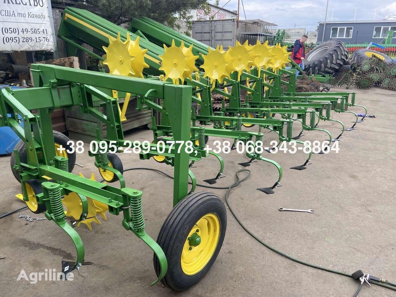 JOHN DEERE 825 cultivador de rastrojo