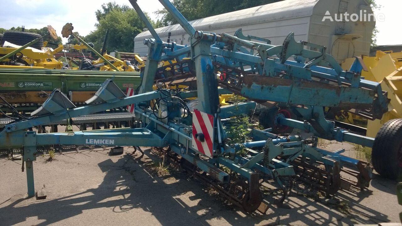 cultivador de rastrojo LEMKEN Kompaktor K600A-C
