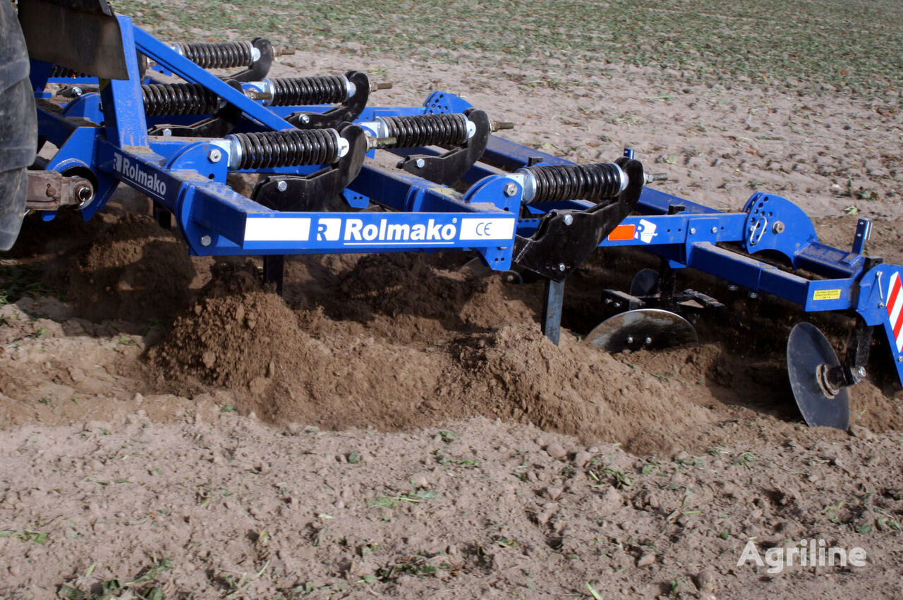 ROLMAKO   U 453 cultivador de rastrojo nuevo