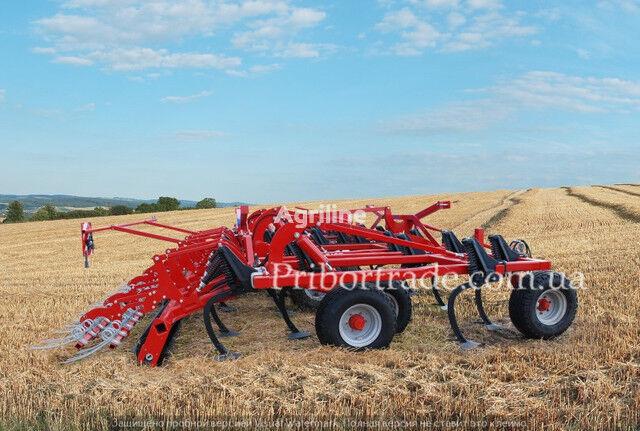 Turbosem II 19-60 №228 cultivador de rastrojo
