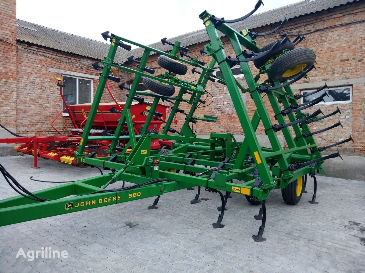 JOHN DEERE 980 cultivador