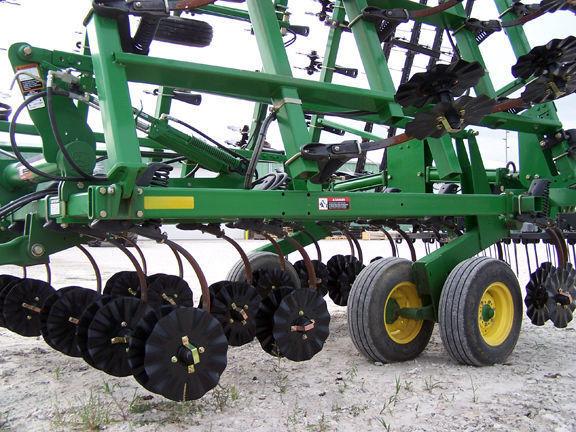 Verti Till pereoborudovanie kultivatorov ot Yetter (analog Salf cultivador