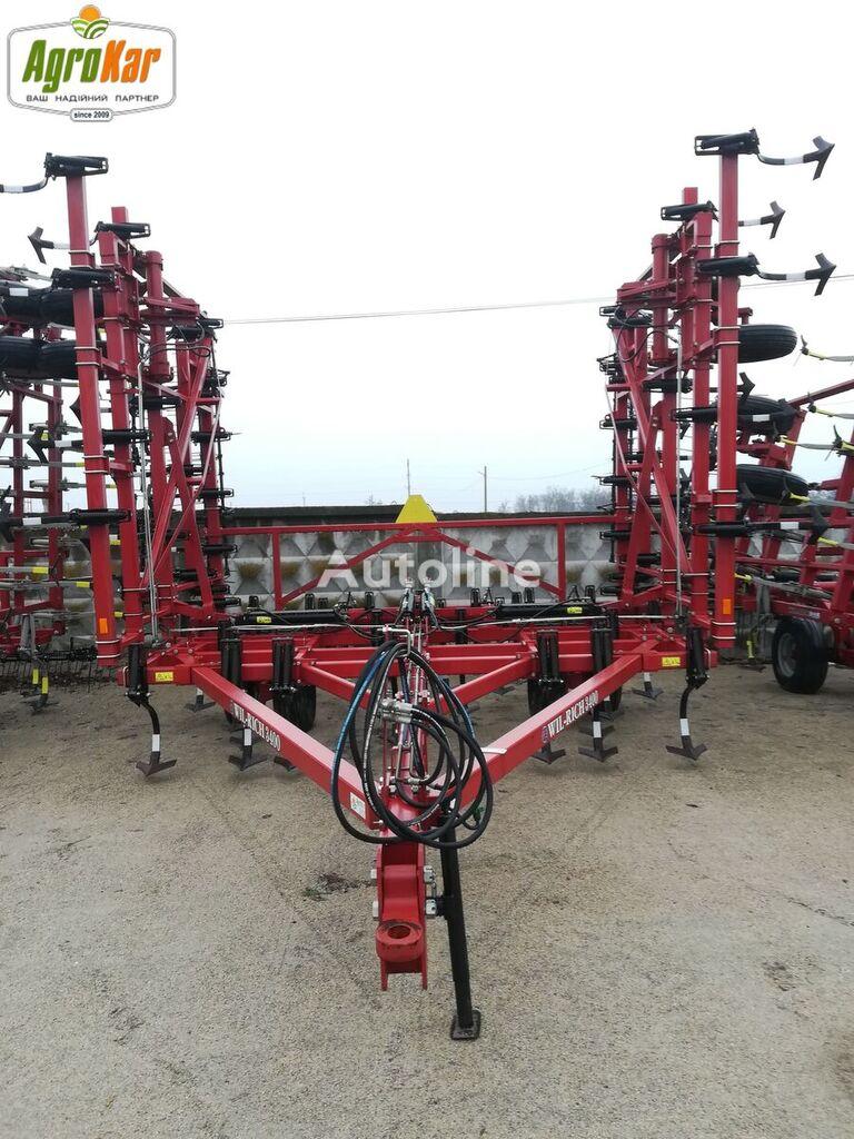 WIL-RICH 3400 usilennyy AKCIYa!!!! 10,5metrov cultivador