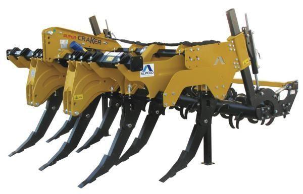 descompactadora ALPEGO CraKer KF 7-400 nueva