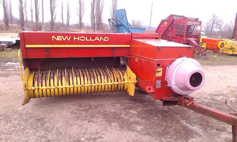 NEW HOLLAND 378,276,270,945 empacadora de pacas