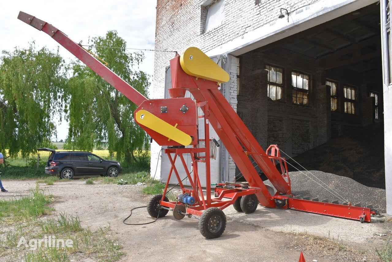 Vinmashpostach Zernometatel ZN-80 lanzador de grano