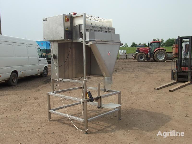 NEWTEC (vesovaya stanciya - 8-mi chashechnaya) máquina de envasado